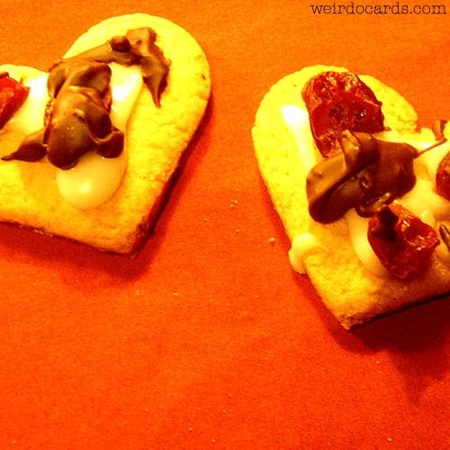 Saint Valentine Hearts eCard