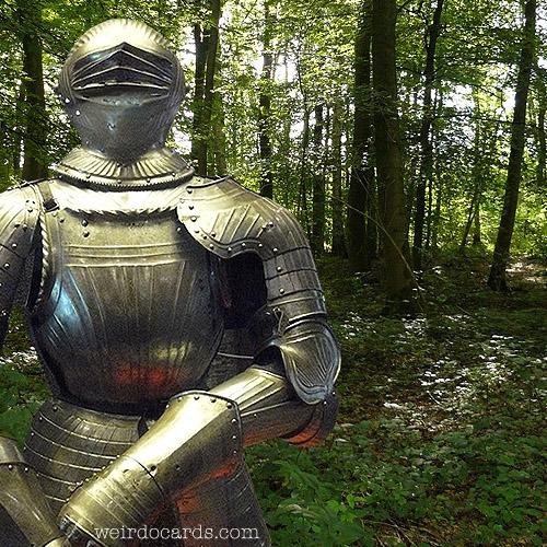 Knight Who Says Ni eCard