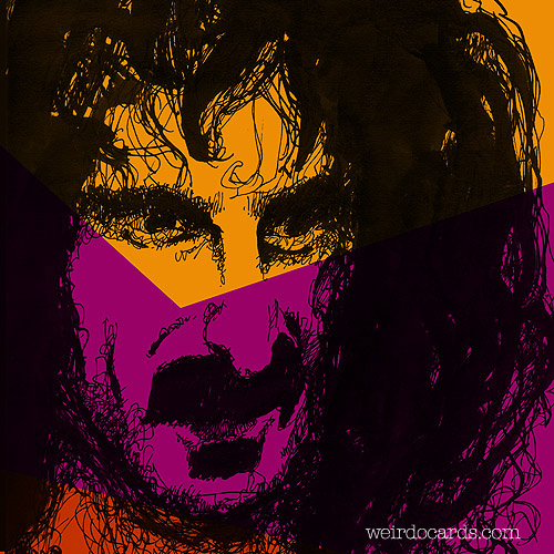 Frank Zappa eCard