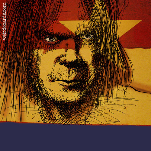 Neil Young eCard