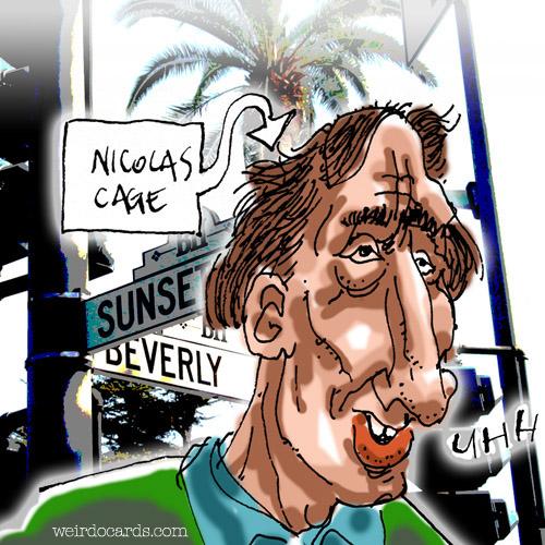 Nicolas Cage eCard