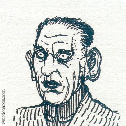 Doctor Caligari eCard