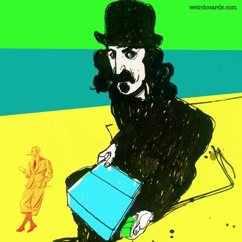 Taperecorder Zappa eCard