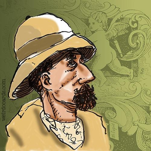 Dr Livingstone I Presume eCard