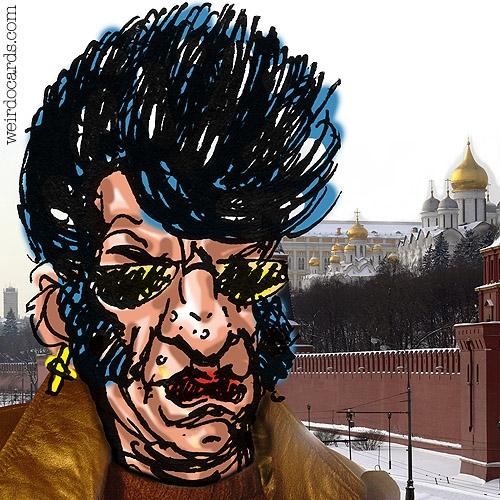Moscow Rocks eCard