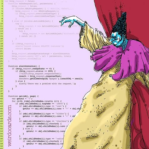 Code Guru eCard