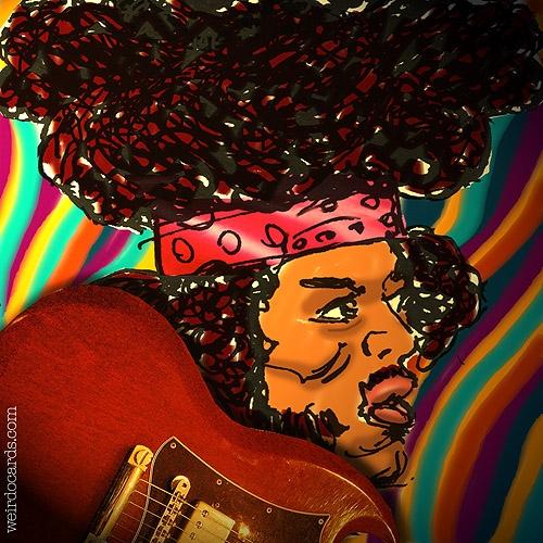 Jimi Hendrix eCard