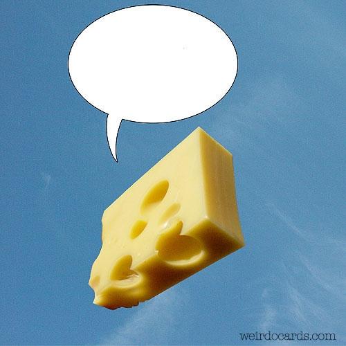 Cheese eCard