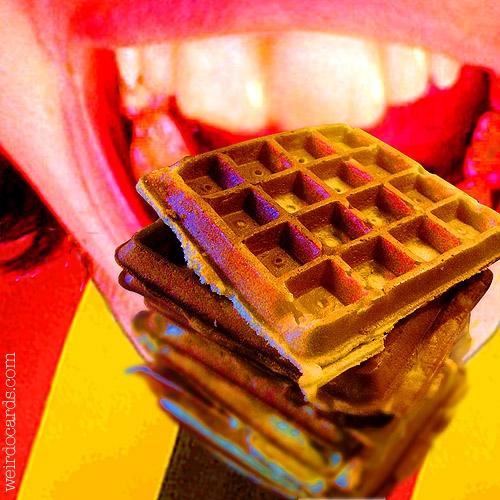 Waffles eCard
