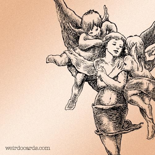 Angels Tattoo eCard