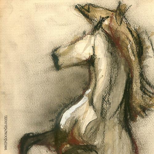White Horse eCard